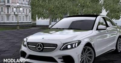 Mercedes-Benz C-Class C300 W205 [1.5.9], 1 photo